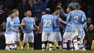 Rival Ingin Man City Didegradasi karena Financial Fair Play