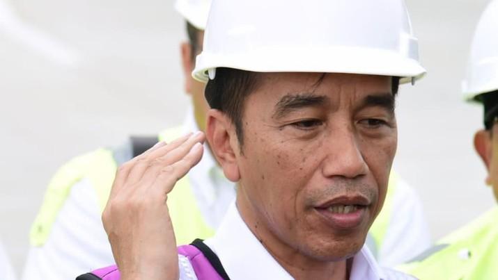 Tol Laut membuat Jokowi marah karena tujuan dari program ini tak tercapai.