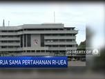 Prabowo Temui Luhut Bahas Kerjasama UEA Soal Drone Militer