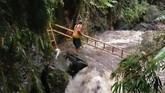 3 Siswa SMPN 1 Turi Hanyut di Sungai Masih Belum Ditemukan
