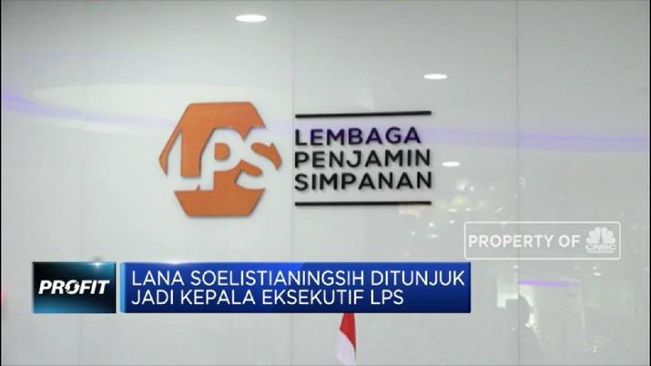 Sah! Lana Soelistianingsih Jadi Kepala Eksekutif LPS (CNBC Indonesia TV)