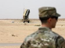 Saat AS Tarik Sistem Rudal dan 300 Tentara dari Arab, Panas!