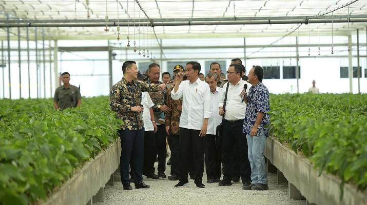 Demikian kata Jokowi di Kabupaten Pelalawan, Provinsi Riau, seperti dikutip laman Sekretariat Kabinet, Jakarta, Jumat (21/2/2020).