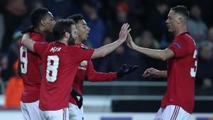 Hasil Drawing 16 Besar Liga Europa: MU Dapat Lawan Mudah