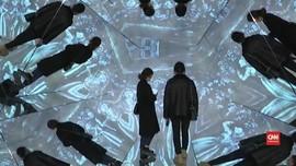 VIDEO: Pameran Gerak 'Hidupkan' Lagi Seniman Niko Pirosmani