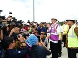 Saat Jokowi, Tony Blair, dan Bos Softbank Duduk Bersama