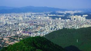 Daegu, Kota Bukit yang Terjangkit Virus Corona