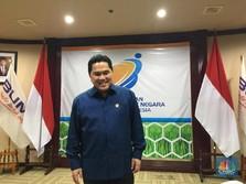 Sebulan, Erick Tunjuk 3 Relawan Jokowi Jadi Komisaris BUMN