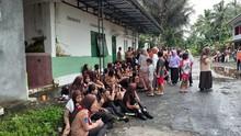 Ratusan Terseret Sungai di Yogya, 85 Siswa SMP Belum Absen