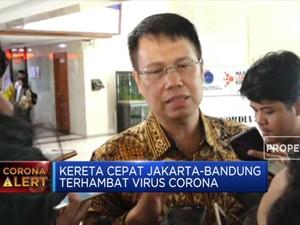 Gawat!! Kereta Cepat Jakarta-Bandung Terhambat Virus Corona