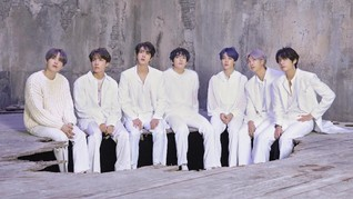 Rilis Video Resmi ON, BTS Pecah Rekor Premier YouTube