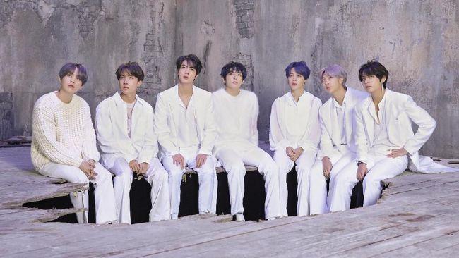 BTS Blak-blakan soal Album Map of the Soul: 7