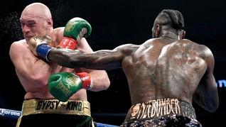 Live Streaming Deontay Wilder vs Tyson Fury