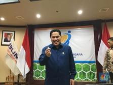 Erick Atur Dividen BUMN, Bakal Ada Minimal Setoran nih
