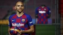 Braithwaite Diharapkan Bawa Barcelona Juara Liga Spanyol