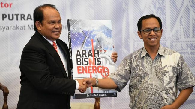 BPH Migas Kupas Tuntas Arah Bisnis Energi