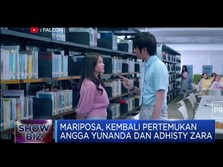 Usai Dua Garis Biru, Angga-Zara Duet Lagi di Film Mariposa