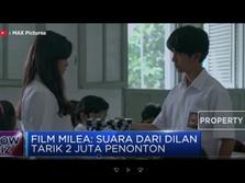 Genap 6 Hari Tayang, Film Milea Raih 2,57 Juta Penonton