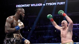 Tyson Fury Bakal Incar KO Lawan Wilder