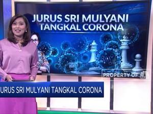 Inilah Jurus Sri Mulyani Tangkal Virus Corona