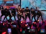 Aksi Panggung TVXQ Bius Penonton di Trans Studio Cibubur