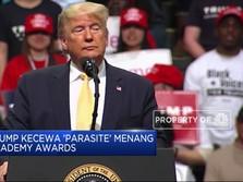 Trump Ejek Film 'Parasite', Netizen Korea: Dia Itu Parasitnya