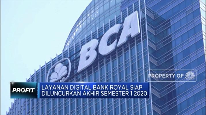 BCA Ubah Bank Royal Jadi Bank Digital di Akhir Semester 1 2020 (CNBC Indonesia TV)