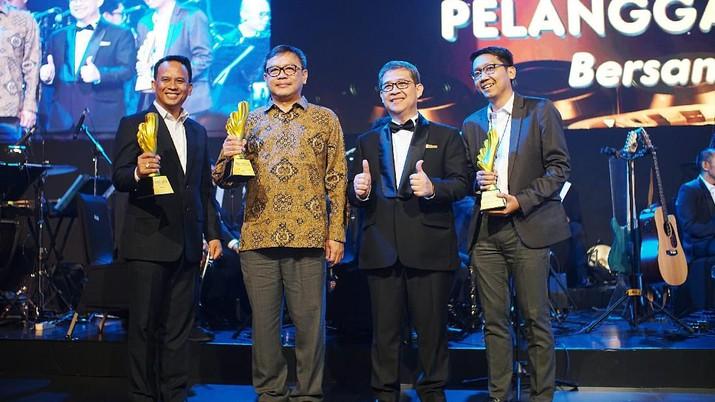 Bank bjb Borong Penghargaan di Artajasa Awards