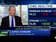 Morgan Stanley Beli Saham E-Trade Financial USD13 Miliar
