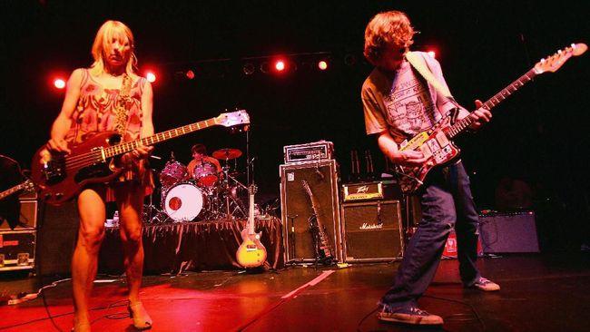 Mantan Gitaris Buka Kemungkinan Reuni Sonic Youth
