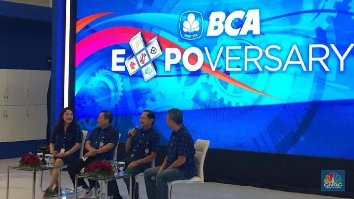 BCA sudah menyiapkan dana Rp 2 triliun - Rp 3 triliun untuk penambahan modal anak usaha.