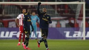 FOTO: MU dan Arsenal Beda Nasib di Liga Europa