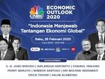 Di Panggung Ini, Jokowi Paparkan Tantangan Ekonomi Global