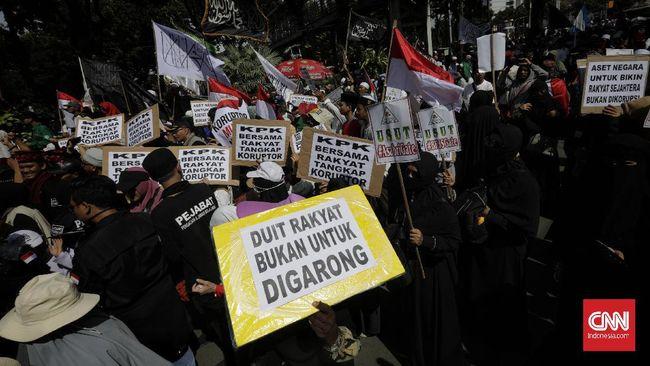 FPI Anggap Penanganan Korupsi Era SBY Lebih Baik dari Jokowi
