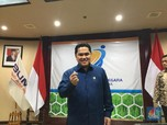Proyek KA Cepat JKT-BDG Disetop, Erick Thohir Buka Suara
