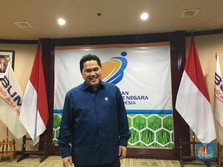 Politikus Jadi Komisaris Bank BUMN, Erick: Ya Sah-sah Saja