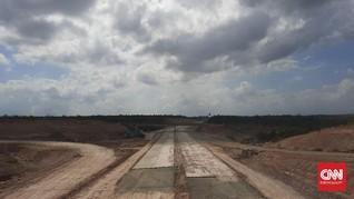 Progres Pembebasan Lahan Tol Sigli-Banda Aceh Baru 61 Persen