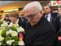 VIDEO: Duka Presiden Jerman bagi Korban Penembakan Bar Shisha