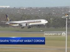 Corona Merajalela, Maskapai Bakal Kehilangan USD 29 Miliar