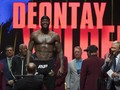 Wilder Sebut Tyson Fury Curang dan Wasit Tak Adil