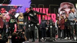 Jadwal Siaran Langsung Wilder vs Tyson Fury