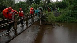 Korban Susur Sungai Ditemukan di Kedung Dam Lembah Sempor