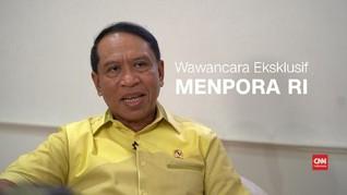VIDEO: Menpora Bahas Antisipasi Korupsi Hingga Syed Saddiq