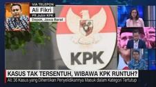 VIDEO - Pengamat: KPK Sekarang Takut Sama Security Parpol