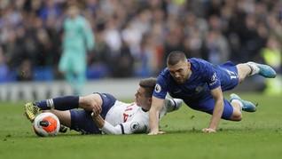 Kontroversi Laga Chelsea vs Tottenham di Liga Inggris