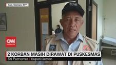 VIDEO: Bupati Sleman Berjanji Tanggung Biaya Pengobatan