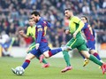 Messi Quattrick, Barcelona Hajar Eibar 5-0 di Liga Spanyol
