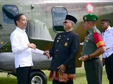 Kalah Telak Pilpres, Jokowi Tegaskan Tak Kapok Datang ke Aceh