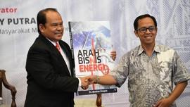 Kepala BPH Migas Apresiasi Buku 'Arah Bisnis Energi'