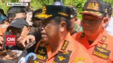 VIDEO: Kendala Pencarian Korban Susur Sungai